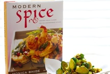 Modern Spice & my other books / by Monica Bhide