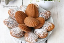 Cookies/Breads/Desserts/Sweets / by cel