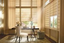Design Inspired Neutrals / Timeless, sophisticated, comfortable and easy to live with.  What is not to love.  Neutral colors are simple, soothing and safe but can be made even more interesting with textures, tonalities and subtle tints that add complexity and interest.  Organically inspired, they exude a relaxed warmth that endures.  / by Hunter Douglas Window Fashions