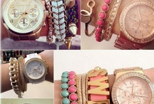 Baubles, Jewels & Time Pieces / by Laura Hill