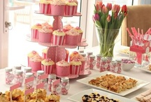 Kid Bday/Baby Shower Ideas / by Tracy Cavazos