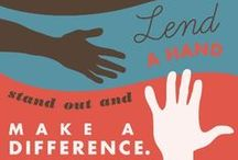Lend A Hand  / by Talina Renae
