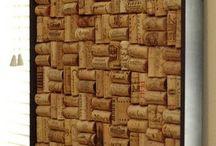 Wine Cork crafts / by Deborah Fernandez Royer
