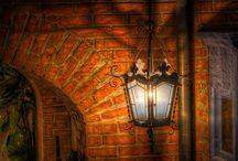 LANTERNS AND LIGHTS / by Dawn Aiello