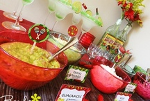 LARGE BUFFETS/PARTIES, SETUP IDEAS & THEMES / SOME IDEAS FOR OUTSIDE AND INSIDE SETUPS FOR LARGE FUNCTIONS, THEME IDEAS AND HOW TO MAKE UR FOOD LOOK APPEALING / by Sheri Asselin