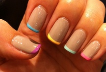 One Day, I'll NAIL It / When I have the time, I'm going to try all of these colors and designs. / by Ericka E