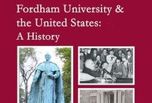 Books: The history of Fordham University / by Fordham University Libraries