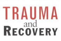 Books on Healing Trauma / by Sidran Institute Traumatic Stress and Advocacy