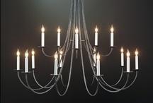 Luxurios Lighting / by Pompanoosuc Mills