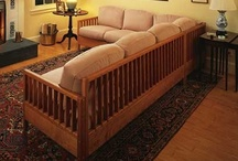 Comfy Sectionals / From Pompanoosuc Mills, American Hardwood Furniture. Hand crafted in Vermont. / by Pompanoosuc Mills