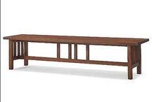 Beautiful Benches / From Pompanoosuc Mills, American Hardwood Furniture. Hand crafted in Vermont. / by Pompanoosuc Mills