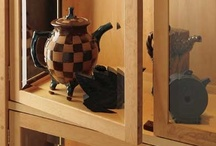 Crafty Cabinets / From Pompanoosuc Mills, American Hardwood Furniture. Hand crafted in Vermont. / by Pompanoosuc Mills