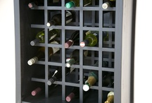 Decadent Wine Storage / From Pompanoosuc Mills, American Hardwood Furniture. Hand crafted in Vermont. / by Pompanoosuc Mills