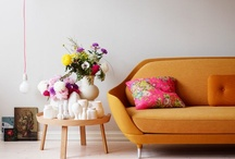 Interiors / by Lucy Hawker