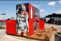 container house / by punkt kang
