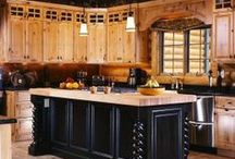 kitchens with style / by Joyce Dowtin
