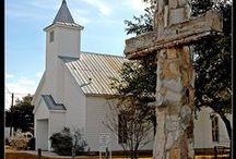 CHURCHES / by Joyce Dowtin