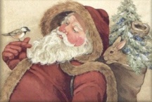 Santas / by Maureen Clemens