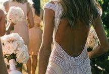 BRIDES / DRESSES / by Dani Klinger