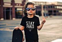 Boys Rock Star Fashion / by Maggie Kruse