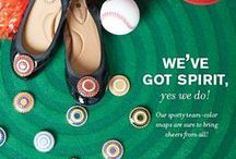 Game On! / Cheer on your fav team in style!! / by Lindsay Phillips Switchflops
