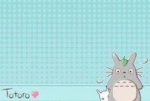 ♥TOTORO!!!!!♥ / by Sydney Wilcox