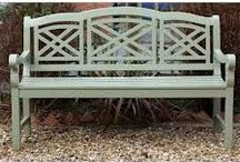 Garden Benches / by Renee Williams