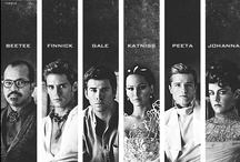 Hunger Games Trilogy / by Anthony Earner