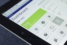 Design - Dashboard / by Mia