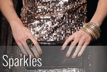 Sparkles  / by The Beauty Compass.com