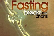 Fasting Lifestyle / Loose the shackles & lose weight! / by Angela Greene