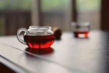 It's okay, I have tea. / by Soraya TheGreat
