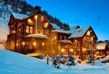 Ski Chalet heaven / by Property Porn