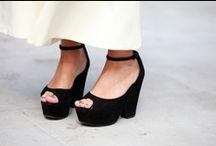 Shoes / by ZsaZsa Tuffy