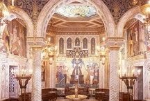 Dictator homes / Luxurious (and not so luxurious) homes belonging to famous dictators! / by Property Porn