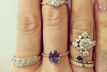 Jewelry / by Elizabeth Presley