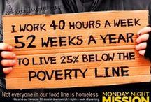 Poverty & Homelessness / Self-explanatory / by Unite4Humanity