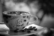 cafe & coffee / by Kuri ღ