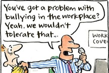 Workplace Bullying / by Bullying Epidemic