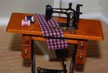 Sewing. / by Elisa