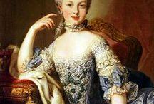 Marie Antoinette / by cj Pettitoes