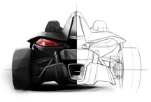   Vehicle Concept ¦ Sketches   / Vehicle Concept and Design Sketches, Concept Artworks, 3D Renders, Clay and other models. ///// If you like cars check out my other Automotive Boards ///// / by sorenzen.com