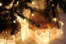 Christmas Decorating Ideas :P / by Angela Ferr