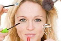 ♥ Beauty Tips and Make Up ♥  / by Erjona Bega