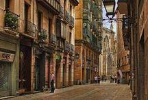Spain,Mexico,South America / Spain,  Mexico,  South America / by Irene Reynolds