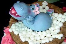 ღ Cake I <3 ღ / by Erjona Bega