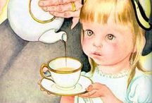 Tea Time / by Lisa Roland Sollenberger