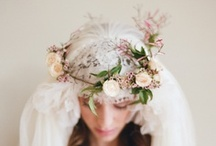 Headpieces and Floral Arrangements / by The LL