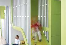 kindergarten & school interiors / by taru k