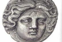 Ancient coins / by Fórum Numismatas